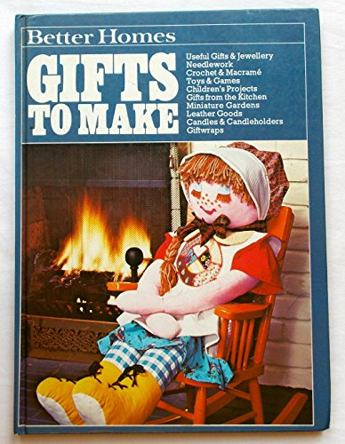 """""""Better Homes"""" Gifts to Make By Collins"""