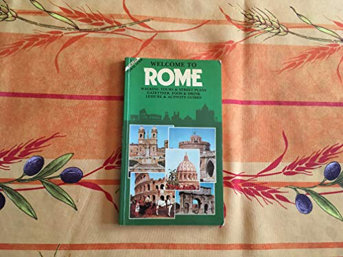 Welcome to Rome By David Willey