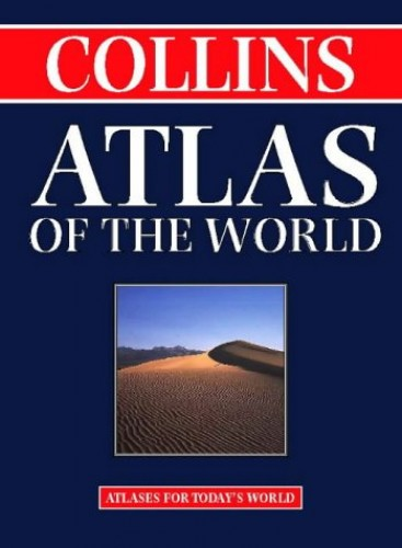 Collins Atlas of The World (World Atlas) By Collins