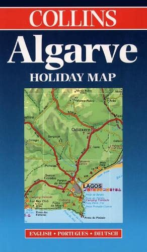 Algarve (Holiday Map) (Collins Holiday Map)
