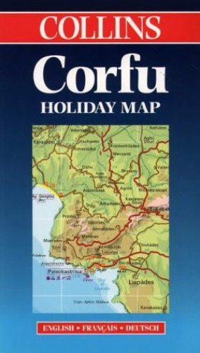 Holiday Map: Corfu Edited by Donald Ralston