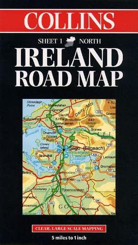 Collins Ireland Road Map By Not Known