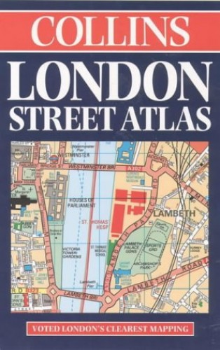 London Street Atlas by Unknown Author