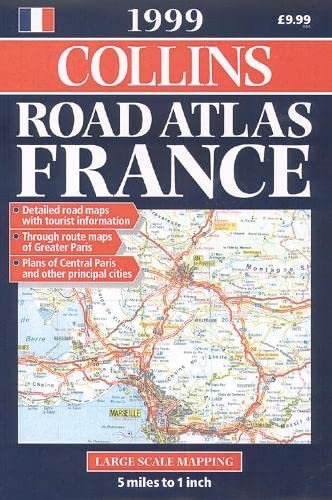 Collins Road Atlas By Not Known