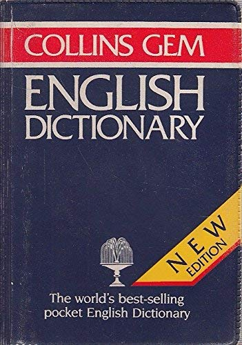 English Dictionary By Gem Dictionaries