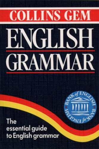 English Grammar (Collins Gem) (Collins Gems) by Ronald G. Hardie