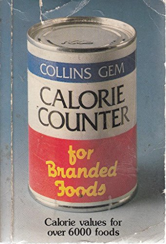 Gem Calorie Counter for Branded Foods