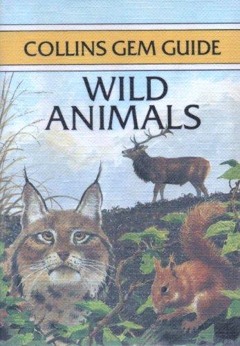 Wild Animals By John A. Burton