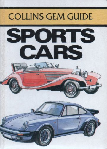 Sports Cars (Colour Gems S.) By Edited by Jeff Daniels