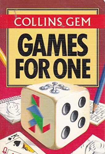 Collins Gem Games for One