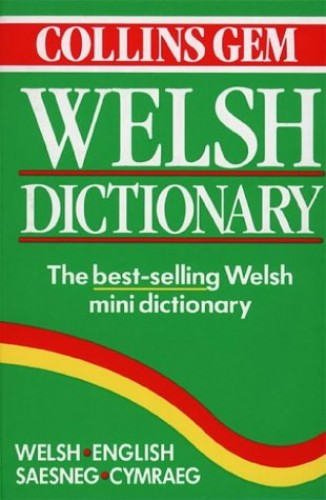 Welsh Dictionary (Collins Gem) (Collins Gems)