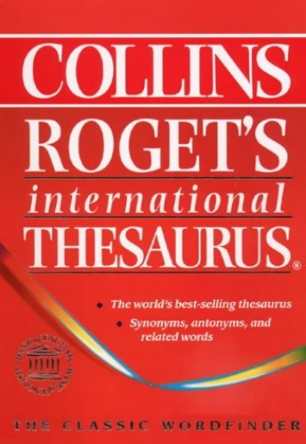 International Thesaurus By Peter Mark Roget