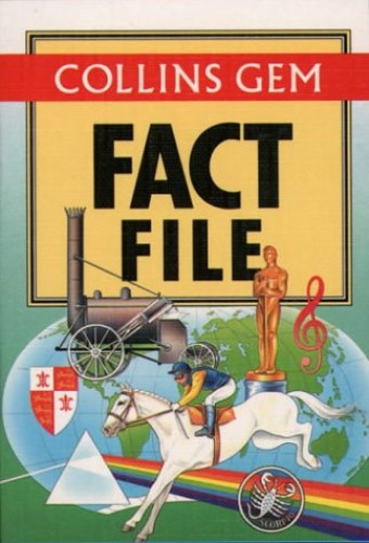 Collins Gem Fact File by Elaine Henderson
