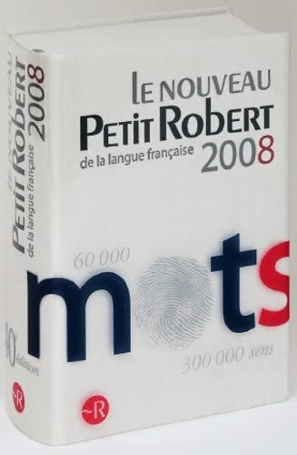 Le Petit Robert By Paul Robert