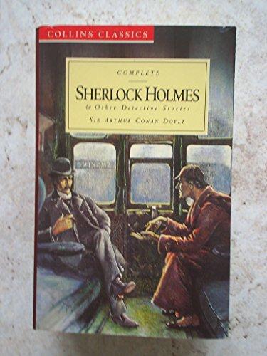 Complete Detective Stories of Conan Doyle By Sir Arthur Conan Doyle