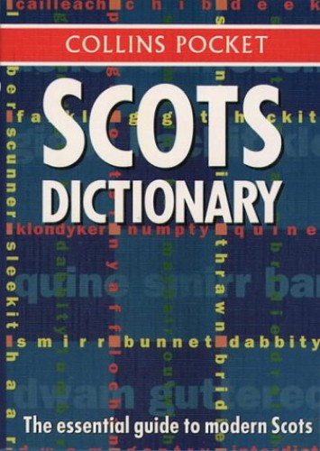 Pocket Scots Dictionary By Harper Collins Publishers
