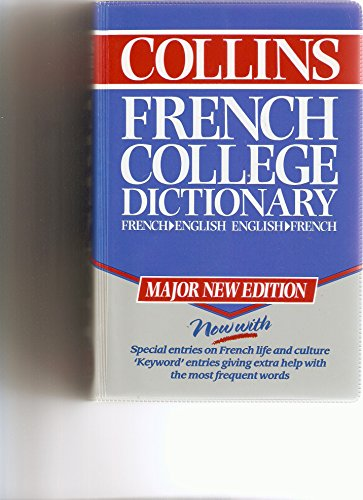 Collins French College Dictionary
