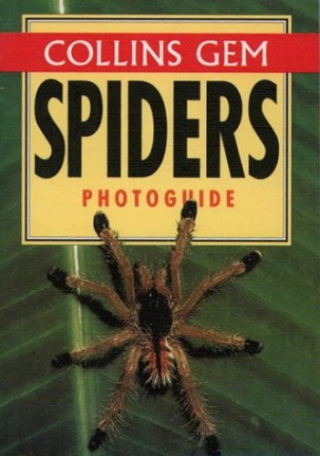 Spiders (Collins Gem Photoguide) (Collins Gems) By Paul Hillyard