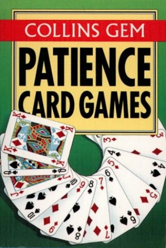 Collins Gem Patience Card Games By Diagram Group