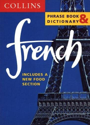 Collins French Phrase Book and Dictionary By Harper Collins Publishers
