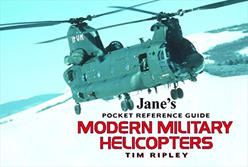 Modern Military Helicopters (Jane's Pocket Guide) (Jane's Pocket Guides) By Tim Ripley