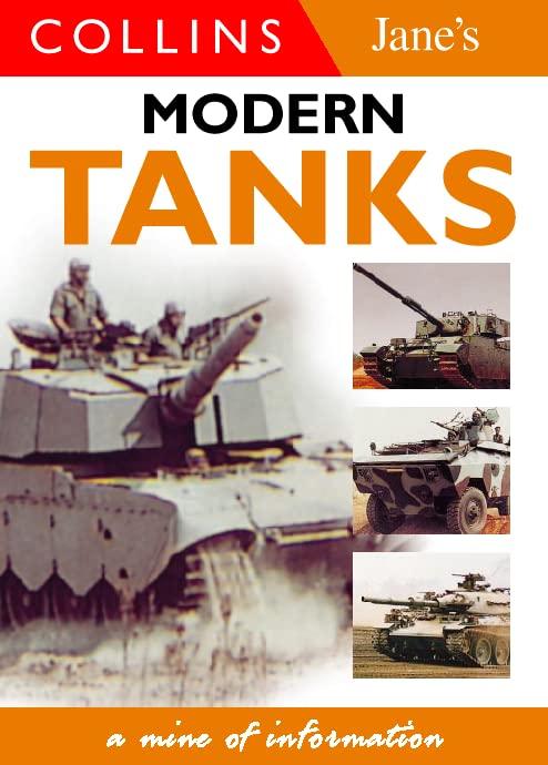 Modern Tanks By Christopher F. Foss