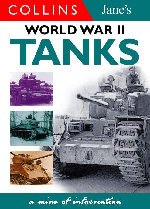 Tanks of World War II By Terry Gander