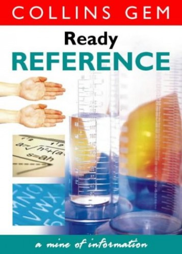 Ready Reference By The Diagram Group