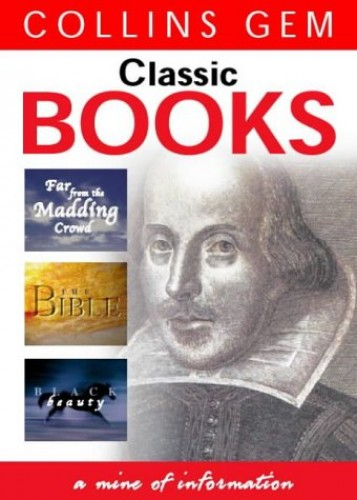 Collins Gem – Classic Books By Harper Collins Publishers