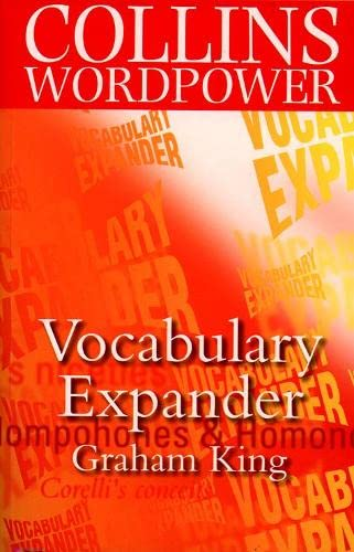 Vocabulary Expander By Graham King