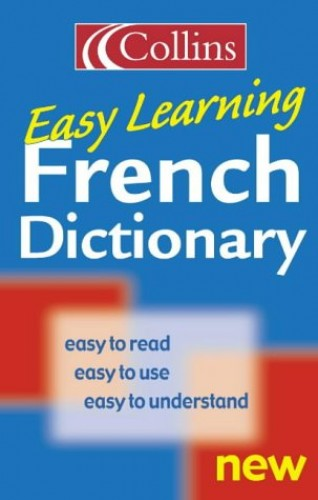 French Easy Learning Dictionary By Horst Kopleck