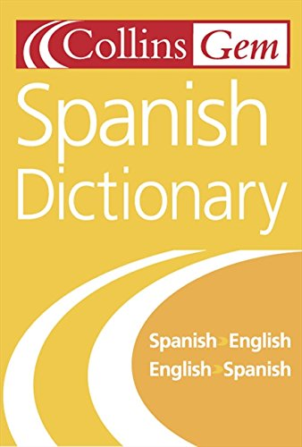 Collins Gem Spanish Dictionary by Harper Collins Publishers