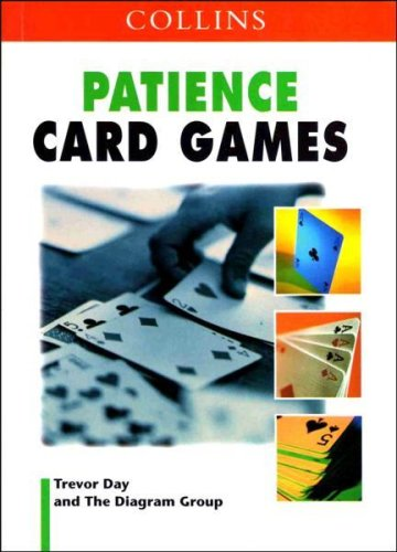 Collins Pocket Reference – Patience Card Games By Trevor Day