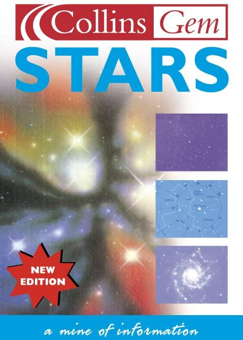 Collins Gem – Stars By Ian Ridpath