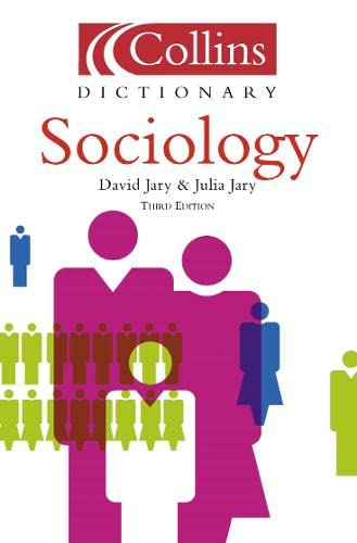 Sociology By David Jary