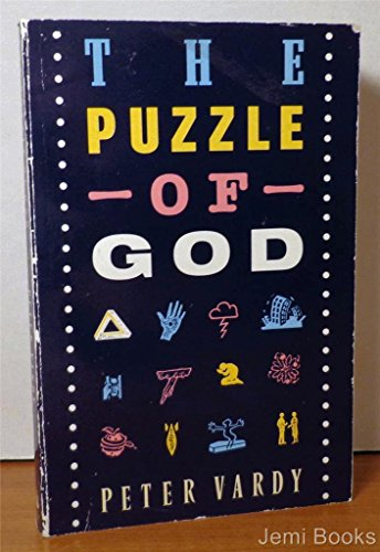 The Puzzle of God By Peter Vardy