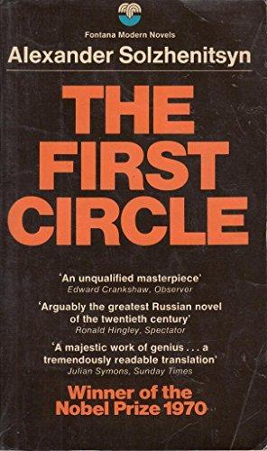First Circle By Aleksandr Solzhenitsyn