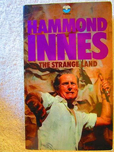 Strange Land By Hammond Innes