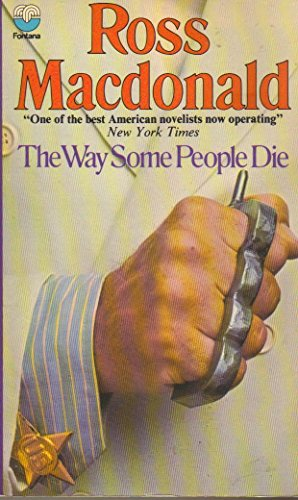 Way Some People Die By Ross Macdonald