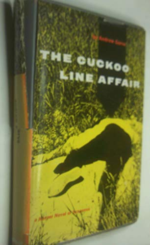 The Cuckoo Line Affair by Andrew Garve
