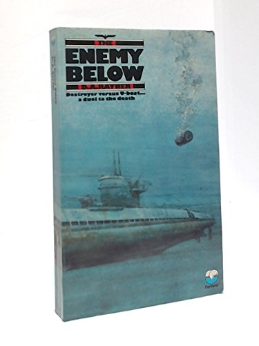 The Enemy Below By D. A. Rayner
