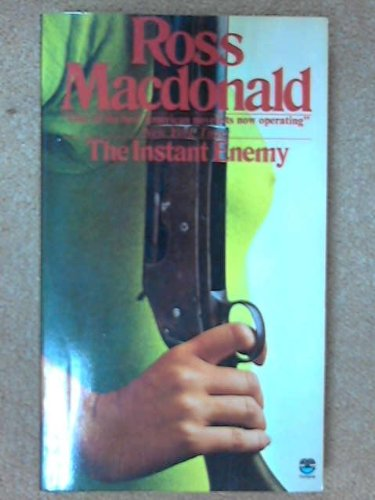 The Instant Enemy By Macdonald Ross