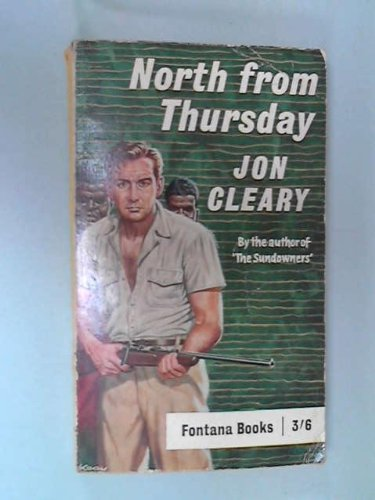 North From Thursday (Fontana Books) By Jon Cleary