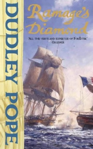 Ramage's Diamond By Dudley Pope
