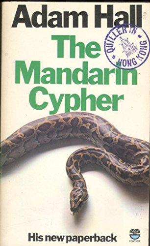 Mandarin Cypher By Adam Hall