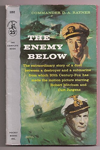 The enemy below By D. A Rayner