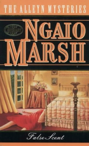 False Scent By Ngaio Marsh