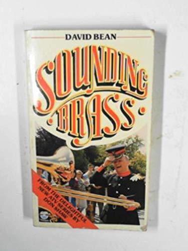 Sounding Brass By David Bean