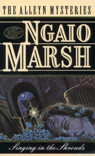 Singing in the Shrouds By Ngaio Marsh