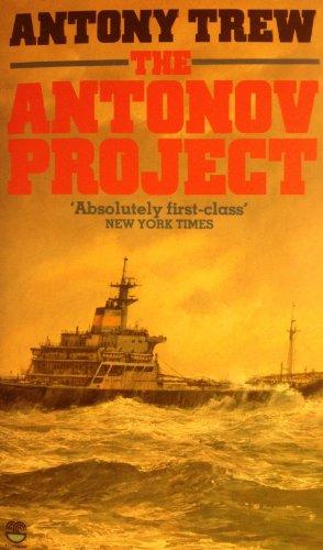 Antonov Project By Antony Trew